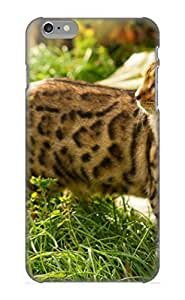 Dreaminghigh Durable Defender Case For Iphone 6 Plus Tpu Cover(Animal Cat) Best Gift Choice