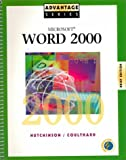 Microsoft Word 2000, Coulthard, Glen J. and Hutchinson-Clifford, Sarah E., 0072337958