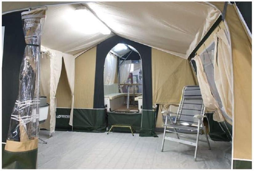 COMANCHE Suelo Bolón Avancé para Remolque de Camping Montana ...