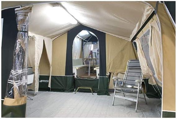 COMANCHE Suelo Bolón Avancé para Remolque de Camping ...