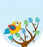 Boho Birds Notepad