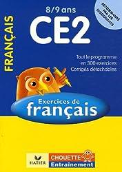 Français CE2 8/9 ans : Exercices de base