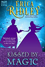 Kissed by Magic (Magic & Mayhem Book 1)