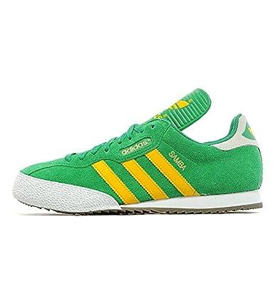 ab2256800d26b adidas Samba Super Originals Green Suede Mens UK Size 6 (Mens UK ...