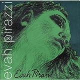 Pirastro Evah Pirazzi Violin String Set - 4/4 size - Medium Gauge - Gold Ball End E