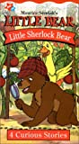 Little Bear - Little Sherlock Bear [VHS]