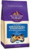 Old Mother Hubbard Classic Original Assortment Mini Natural Crunchy Dog Treat Biscuits, 20-Ounce Bag