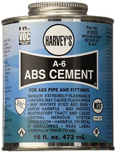 William H. Harvey Harvey 018520-12 16-Ounce A-6 Medium Bo...
