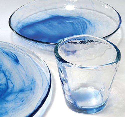 Bormioli Rocco Murano 14.5 oz. Cobalt Blue Beverage Glass, Set of 12 by Bormioli Rocco (Image #1)