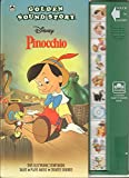 img - for Walt Disney's Pinocchio: Golden Sound Story Book (A Golden Sight and Sound Book) book / textbook / text book