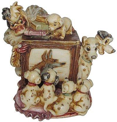 Harmony Kingdom - Disney - 101 Dalmatians - Dog Figurine