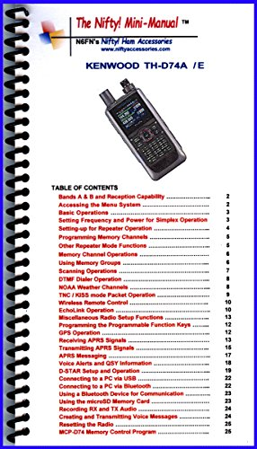 Kenwood Radio Manuals - 4