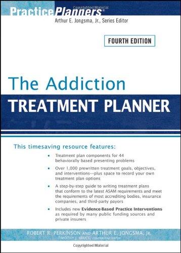 The Addiction Treatment Planner