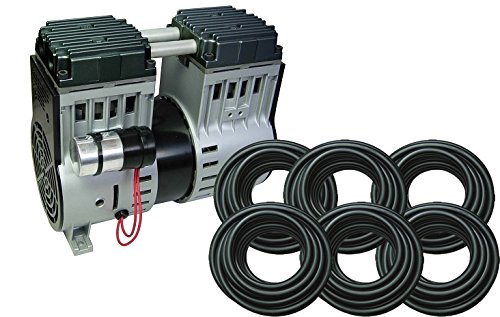 EasyPro 3/4HP Sentinel Rocking Piston Deluxe Systems PA86WLD includes 600ft of Tubing