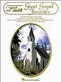 Great Gospel Favorites, , 0634005987