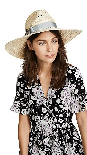 Eugenia Kim Women's Carmen Sun Hat, Ivory, One Size by Eugenia Kim