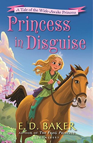 Princess in Disguise: A Tale of the Wide-Awake Princess PDF Text fb2 ebook