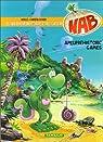 Nabuchodinosaure, Tome 9 : Apeuprehistoric games  par Herlé