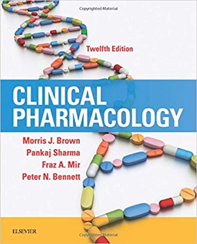 General Pharmacology Pdf