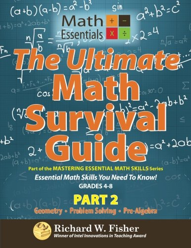 - The Ultimate Math Survival Guide Part 2: Part of the Mastering Essential Math Skills Series