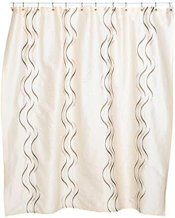 Croscill Dante Embroidered Shower Curtain  Champagne. Amazon com  Croscill   Bathroom Accessories   Bath  Home   Kitchen