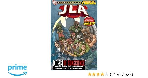 Amazon.com: JLA: Crisis of Conscience (Identity Crisis ...
