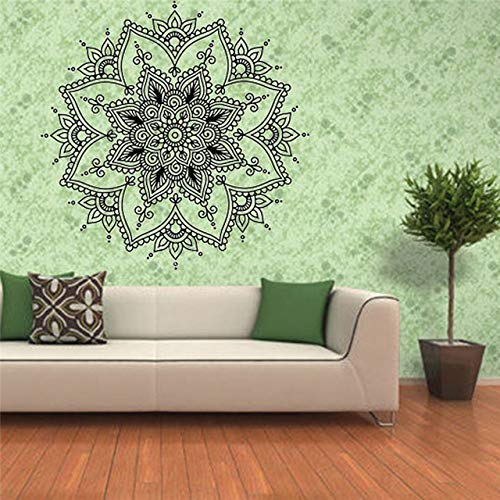 Stycars® Wall Sticker, Decal Art Mandala Pattern Big Decal ...