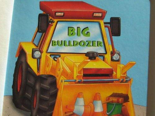 Big Bulldozer Board Book Barnes product image