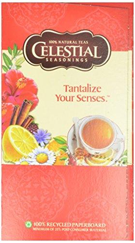Celestial Seasonings English Breakfast Black Tea, K-Cup Portion Pack for Keurig K-Cup Brewers, 24-Count