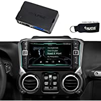 Alpine Restyle X209-WRA 9 GPS, DVD, CD, Radio, Receiver & Included KAC-001 Accessory Controller