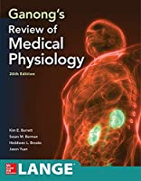 Ganong's Review of Medical Physiology, 26th Edition Front Cover