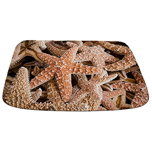 Bathmat Large Collection Of Starfish