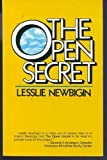 The Open Secret, Newbigin, Leslie, 0802817521