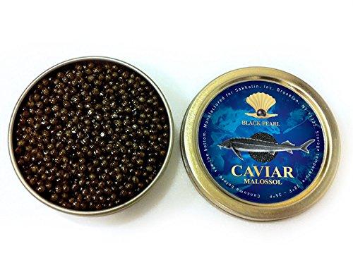 Sturgeon caviar 100g (3.5 oz). Complementary Upgrade to Free Overnight - Overnight Shipping Free