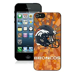 Iphone 5 Case Iphone 5s Cases NFL Denver Broncos 4 Free Shipping by kobestar