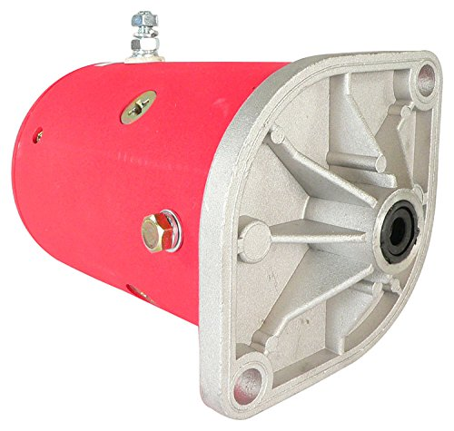 46-2584 DB Electrical LPL0060 New Western Fisher Snow Plow Motor For Mue6103 Mue6103S With Double Ball Bearing Design 46-3618 Mkw4009 1981-Up 10725N-DB 82-6889 W-6994 W-8994D W-9294 46-2473