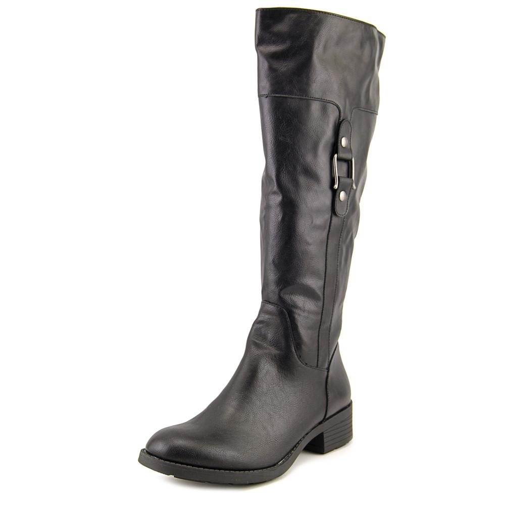 Style & Co. Womens ASTARIE Closed Toe Knee High Riding Boots, Black, Size 5.5