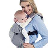 LÍLLÉbaby Organic Teething Pads, Natural – Organic Cotton Triple Layered Pads for Baby Carrier Review