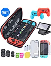 Accessories Kit for Nintendo Switch Switch Accessories Essentials Pack for Nintendo Switch