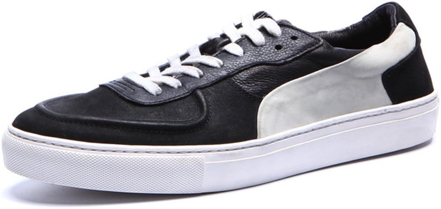 Zapatos sucios de los Hombres/Zapato Viejo/Retro Zapatos ...
