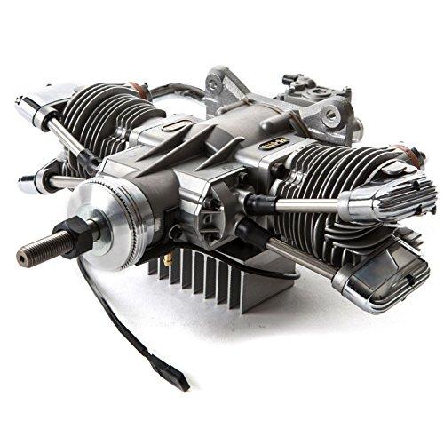 Twin Engine Rc Airplane - Saito Engines 61cc 4-Stroke Gas Twin Engine (CC)
