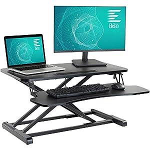 Standing desk converter by EleTab
