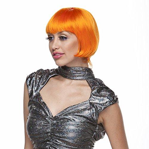 Sassy Bob Wig, Orange (Sassy Wigs)