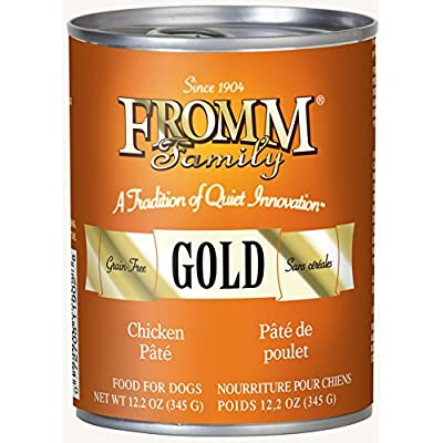 Fromm Gold Chicken P?t? 12.2oz / case of 12