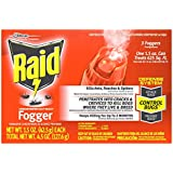 Raid Concentrated Deep Reach Fogger (3 Count)