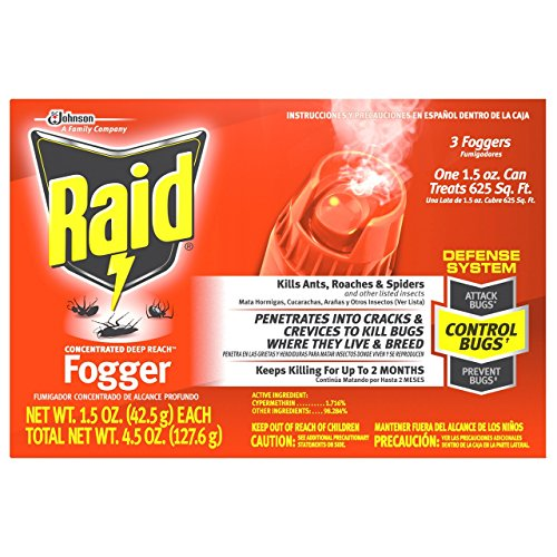 Raid Concentrated Reach Fogger Count product image