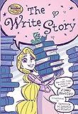 download ebook the write story (disney tangled the series) pdf epub