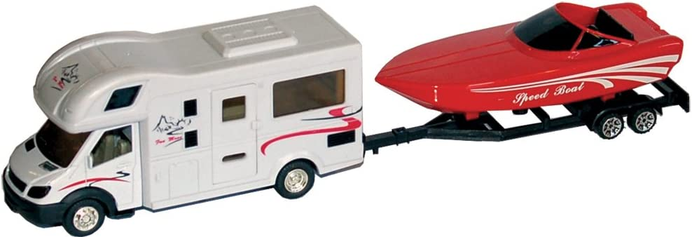 Prime Products 27-0027 Class C and Speed Boat Action Toy