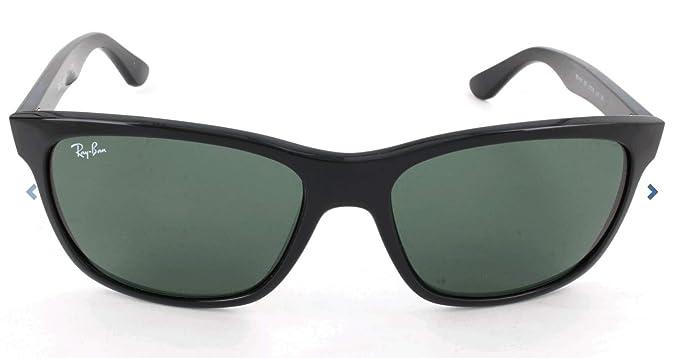 Ray-Ban 0rb4181 601 58 Gafas de sol, Shiny Black, 57 para ...