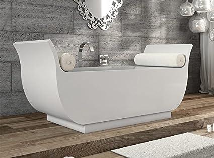 Vasca Da Bagno Freestanding Corian : Vasche da bagno planit alibaba vasca freestanding alibaba amazon